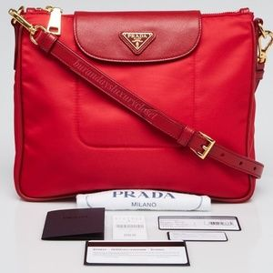 Authentic Prada Crossbody